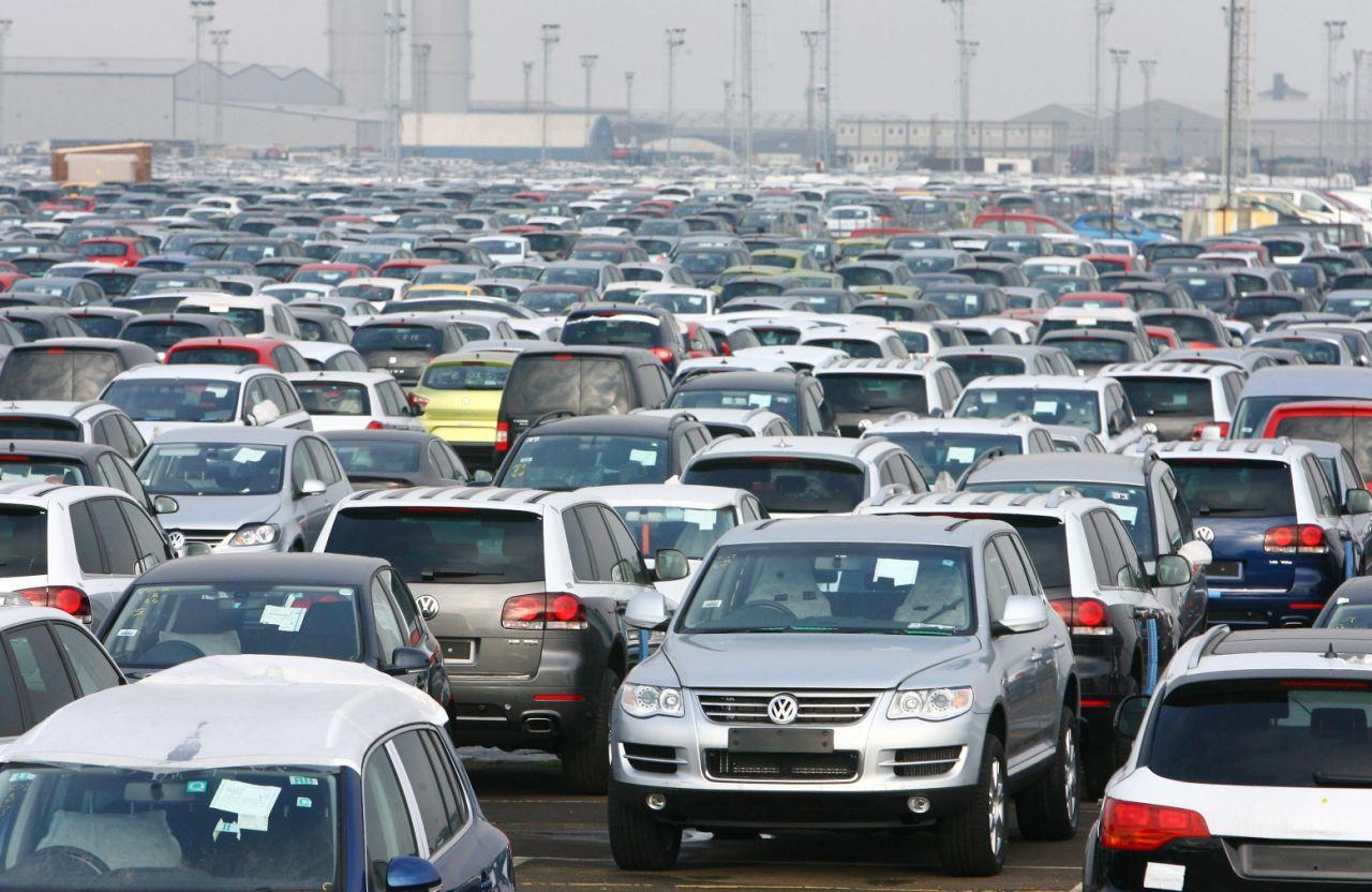 英国新车二氧化碳平均排放量创五年来新高
