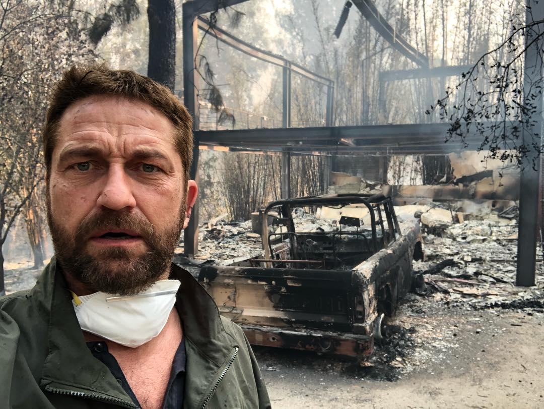 有人庆幸有人忧!加州山火烧毁多座明星豪宅