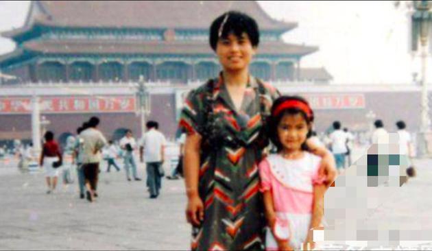 高圆圆回忆过世母亲:是她让我越来越坚强