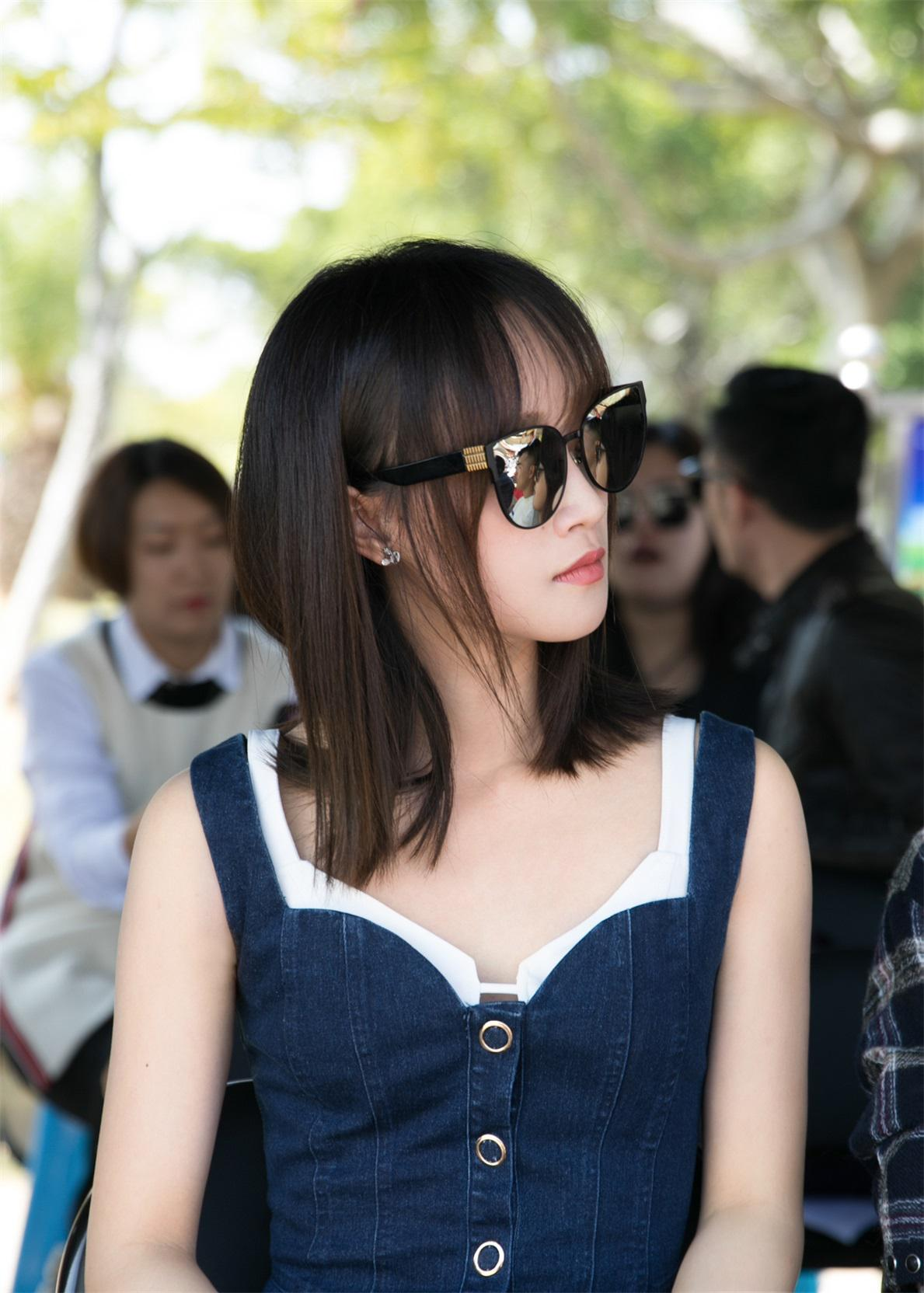 蓝盈莹加盟林超贤电影 角色神秘引众人好奇
