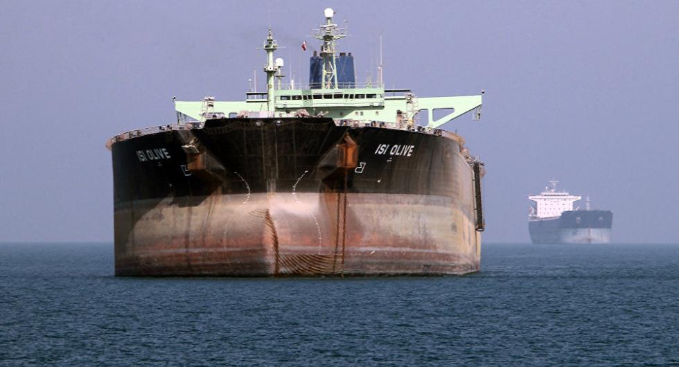 """朝鲜旱情 无惧美国制裁!伊朗油轮海上玩""""隐身"""" 美国找不着"""