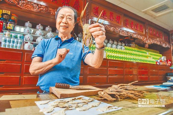 台湾中药房文化面临凋零 业者忧心千年传统文化消逝