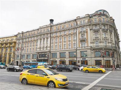莫斯科出租车网络技术含量骤增