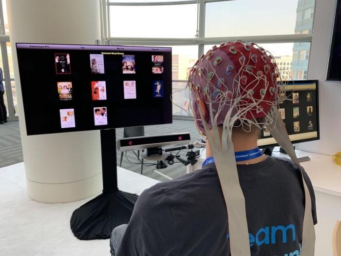三星成功研发可用脑电波控制的智能电视系统