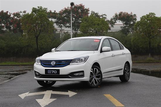 东风风神广州车展阵容 E70 500将于期间上市