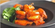 酸酸甜甜的茄汁大虾