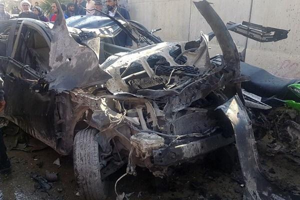 叙利亚阿勒颇一学校附近发生汽车炸弹袭击