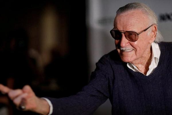 """""""漫威之父""""斯坦·李去世 享年95岁"""