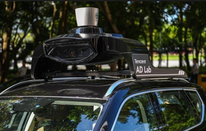 后来者的决心:腾讯招兵买马加速自动驾驶技术研发