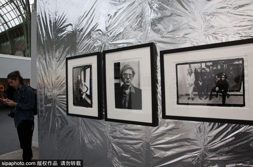 来自世界各地150家图片库的摄影作品在巴黎大皇宫展出