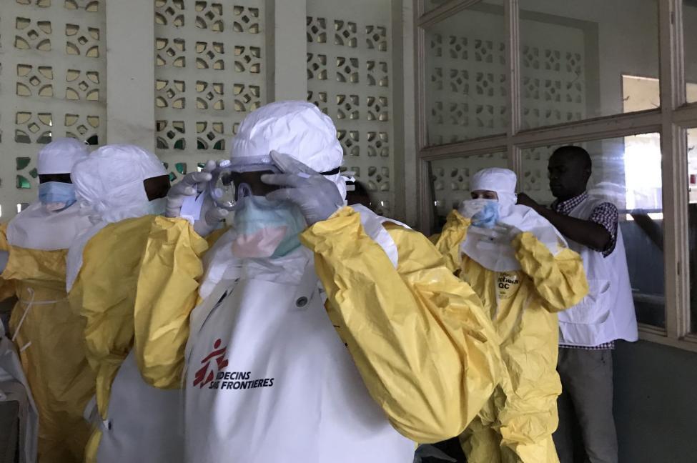 刚果(金)埃博拉疫情严峻 三个月共致200多人死亡