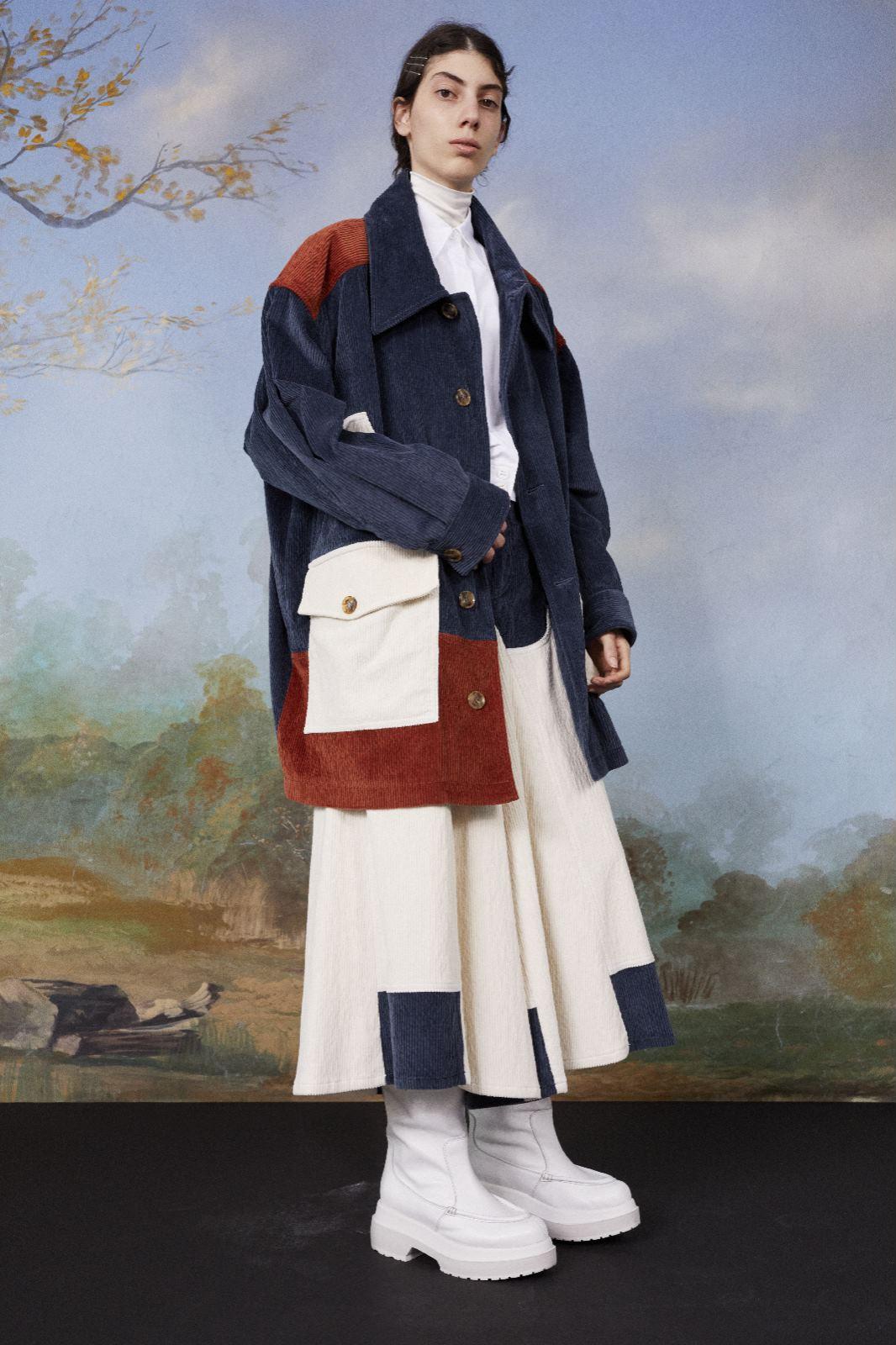 Maison Margiela发布2019 早春系列 实验、大胆、童装、放大尺寸