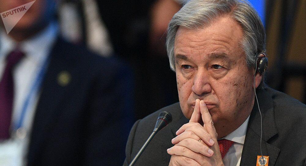 加沙战火再起,联合国秘书长敦促冲突各方保持克制