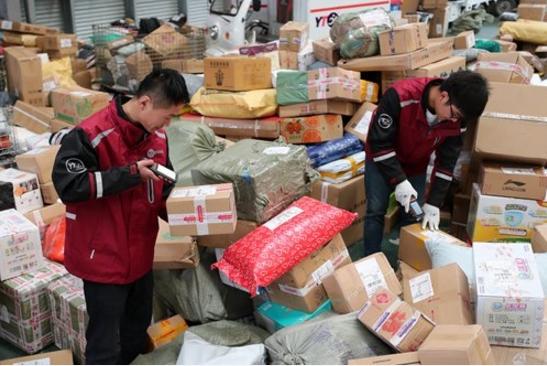 """技术手段加速中国跨境电商""""双11""""货品通关交付率"""