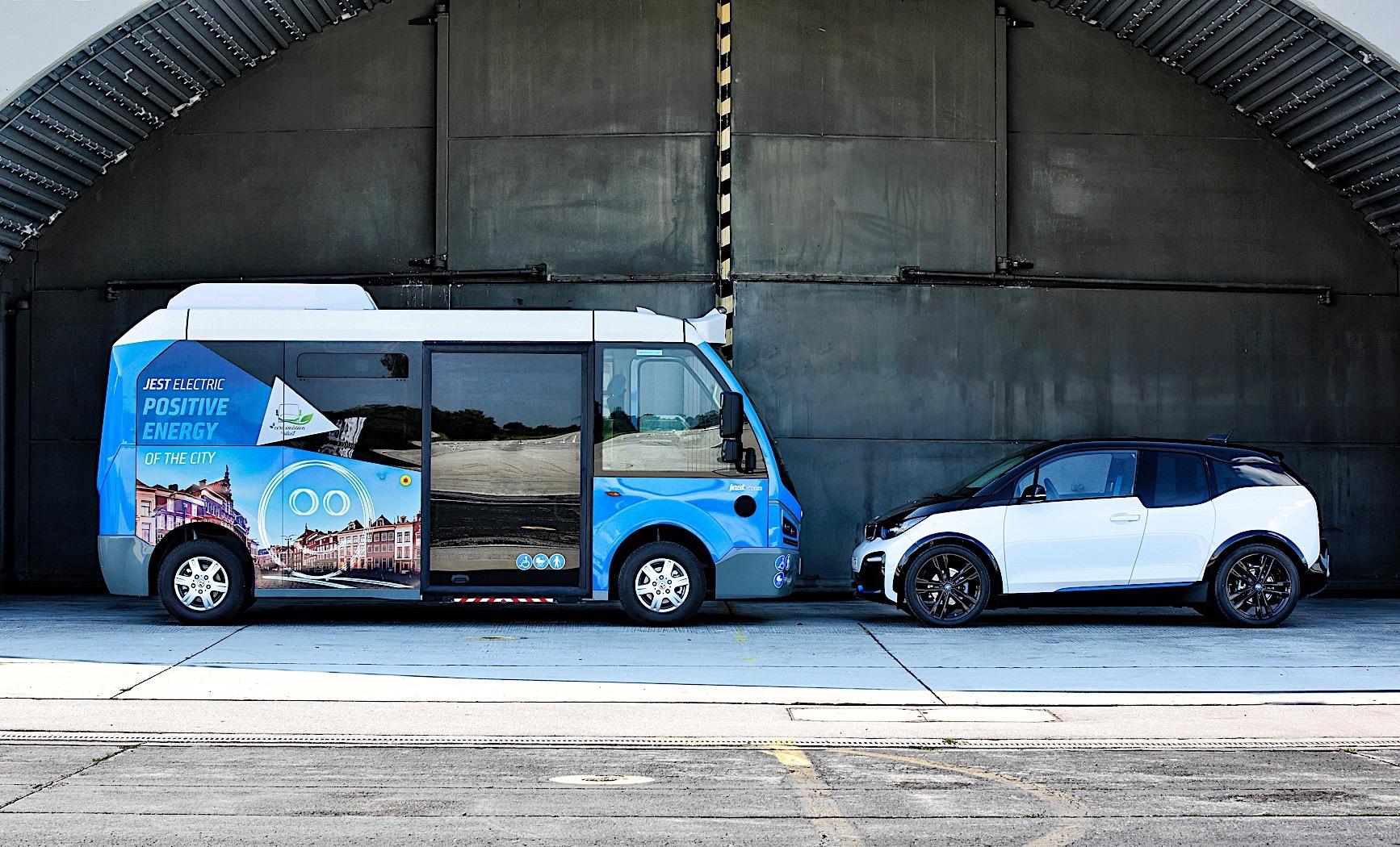 土耳其公司与宝马合作 电动巴士共享i3电池技术