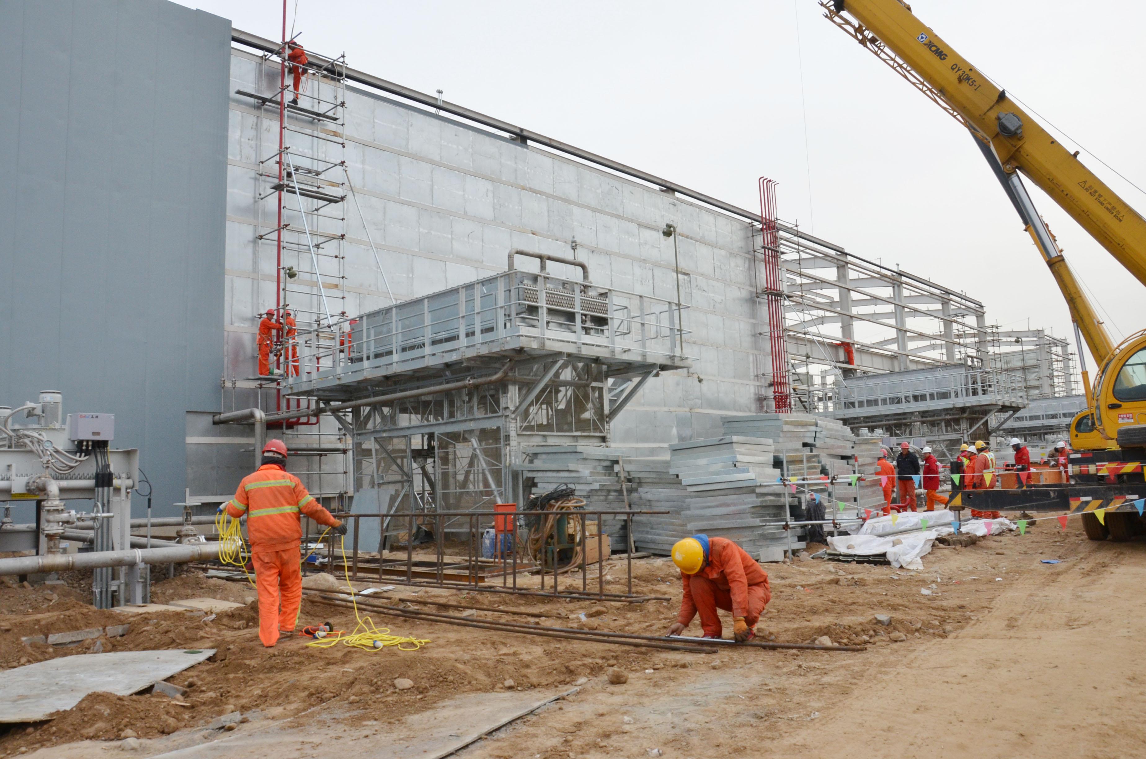 陕京四线新压气站本月投产 将大幅改善北京供气格局