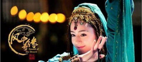 盘点来自新疆的女星,第一位最红,最后一位颜值最高