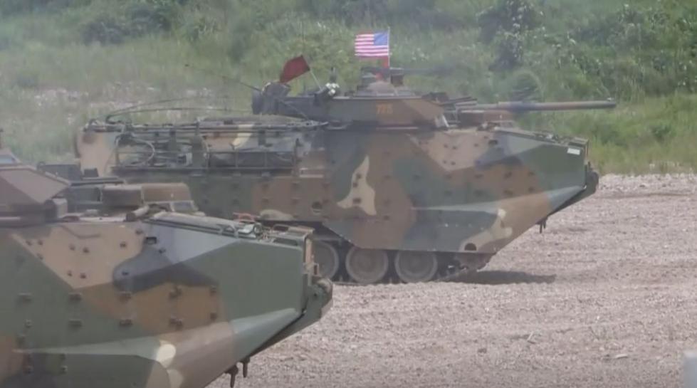 韩美重启军演 朝鲜:说好的信任呢?