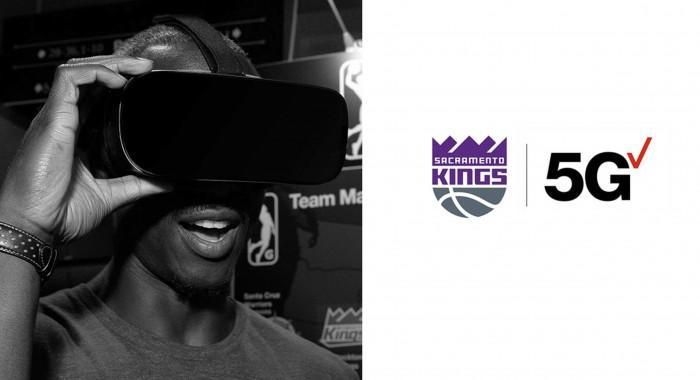 VR+5G直播让你真正身临其境 NBA都用上了