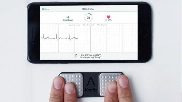 心脏病检测智能手机应用准确率可与传统ECG持平