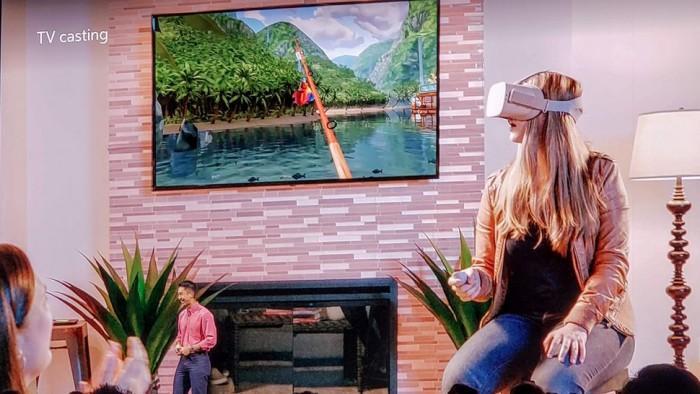 YouTube VR应用更新:支持Oculus Go头显