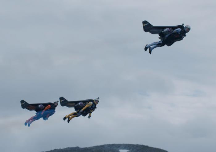 这群疯狂的喷气背包飞行者的故事将很快搬上银幕