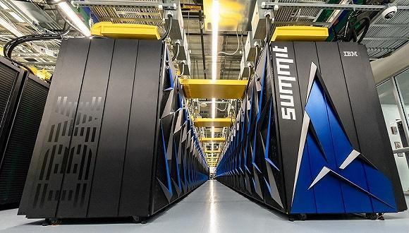 """超级计算机全球500强:中美""""你追我赶"""""""