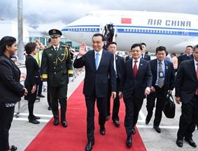 李克强总理出访图集(2018年11月12日)