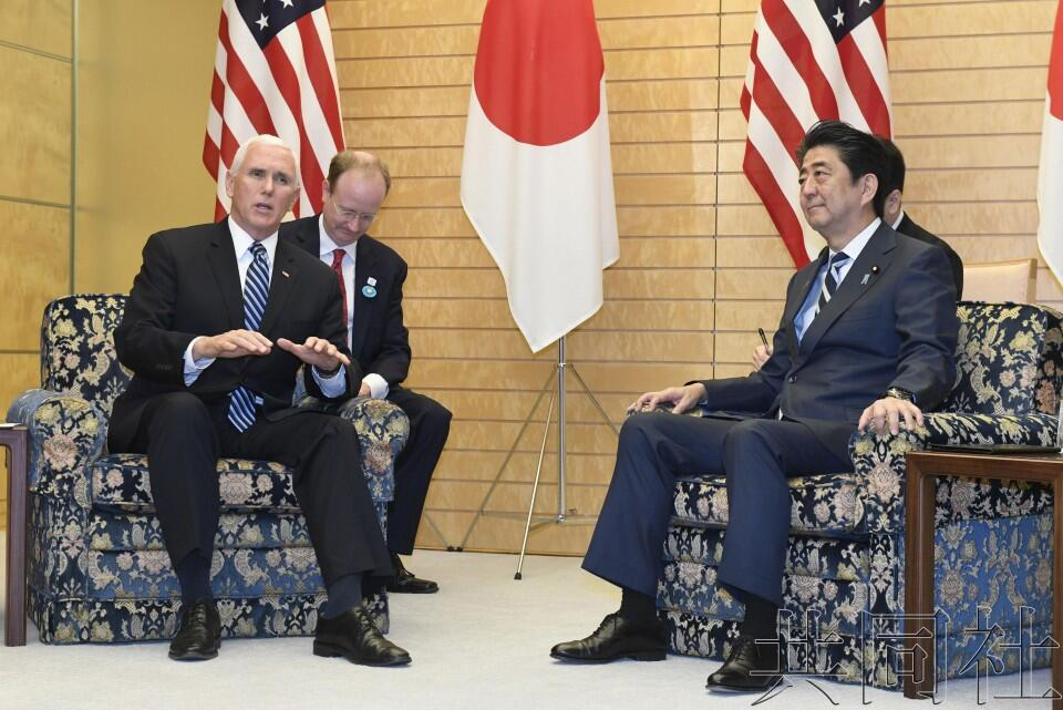 对日贸易壁垒表不满,美国对日谈判目标是签署FTA