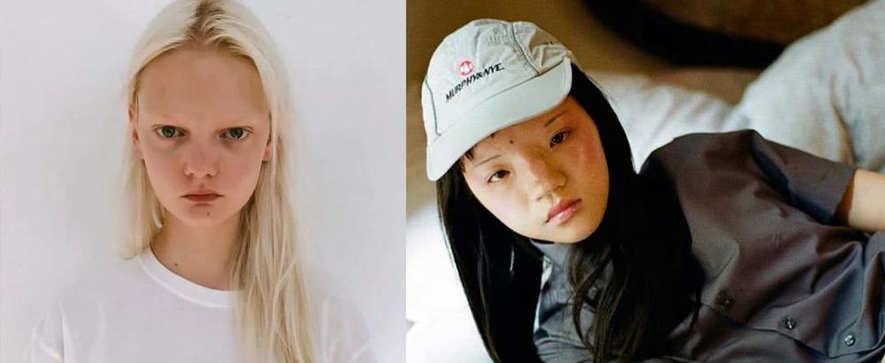 时尚圈只要新面孔,看看这些外星人女孩!
