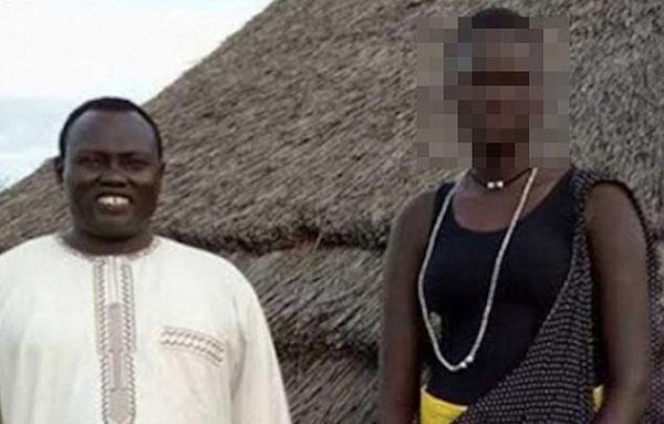 南苏丹17岁女孩以500头牛和3辆豪车被拍卖给富商