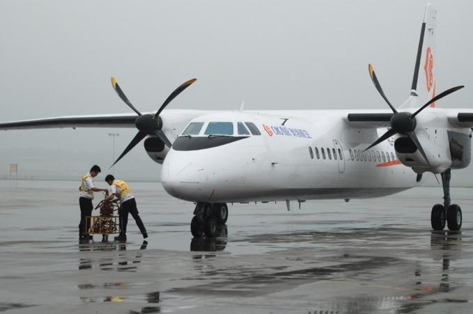 欧洲飞机制造商ATR:中国在支线飞机市场拥有巨大潜力