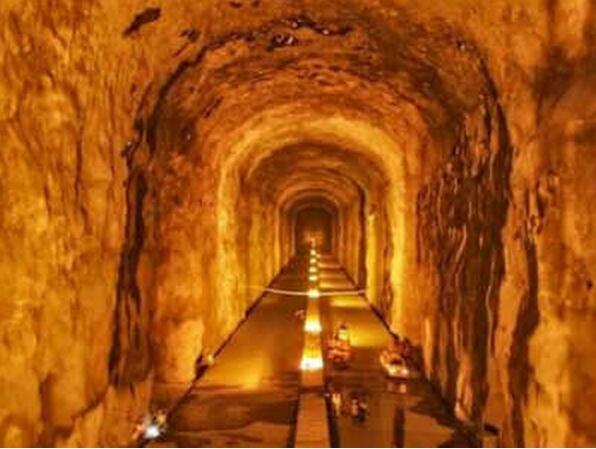 通过租借地下洞穴 中东一大油企将能够在印度藏石油
