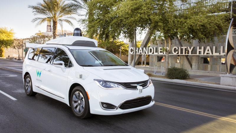 Waymo将于12月启动全球首次无人驾驶乘车服务