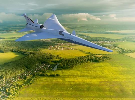 协和飞机寿终正寝15年后超音速喷气式客机正在蓬勃发展