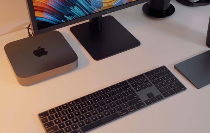 2018款Mac Mini开箱和初步上手体验