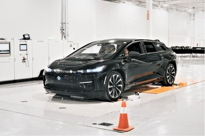 FF决定在美生产第二款汽车FF 81并考虑2020年上市