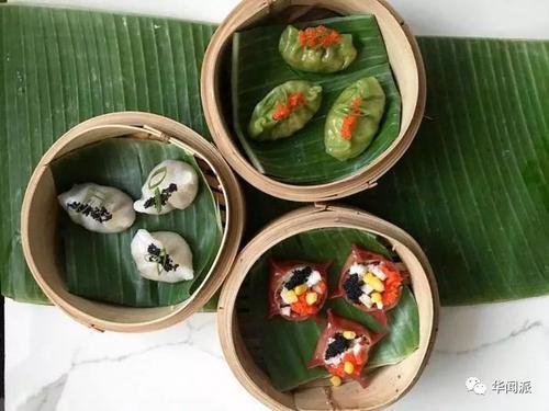 英媒:英国素食风头正劲 两华裔女孩创业打造素食中餐