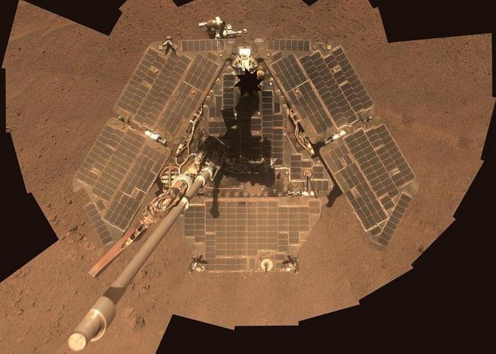 NASA:火星风暴暂时消停 机遇号有望恢复联系