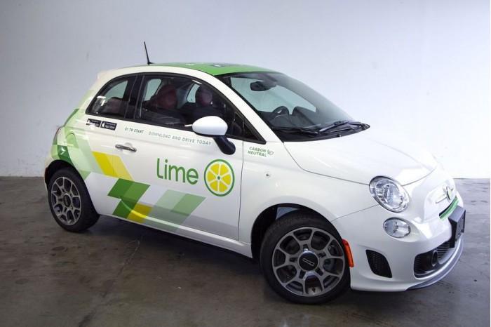 共享滑板公司Lime在西雅图推出共享汽车服务