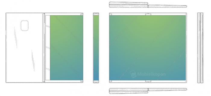 不只是手机:三星可折叠三屏平板专利曝光