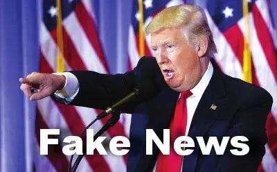 """特朗普否认朝鲜""""隐藏导弹基地"""":不准确,是假新闻"""