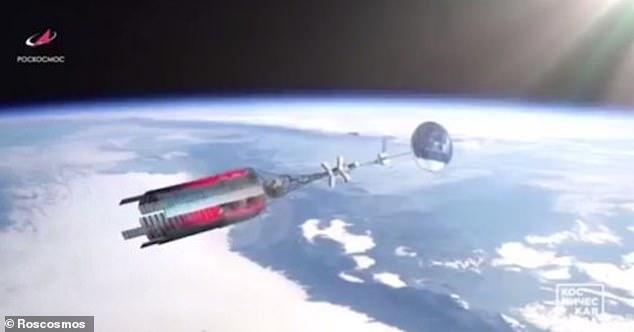 俄时时彩送38彩金平台使用核动力载人飞船探访比火星更远目标