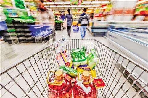 国家统计局@ :消费品市场运ㄨ行大体平稳
