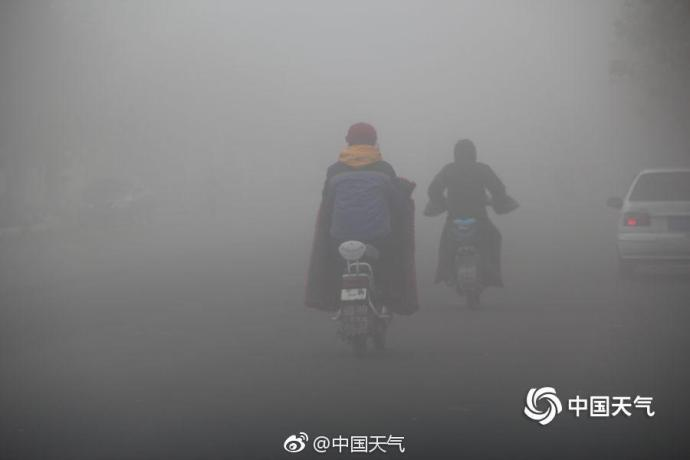 十年间 北京霾的变与不变