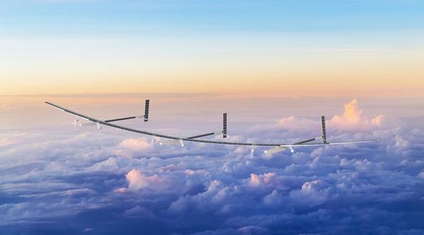 波音明年将推出自动驾驶飞机 靠太阳能可无限飞行