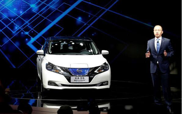 日产将在中国启动电动零部件本地化生产