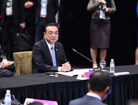李克强总理出访图集(2018年11月14日)