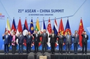 李克强出席中国-东盟会议