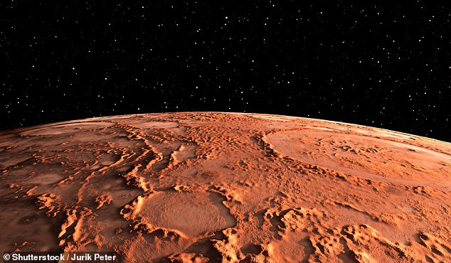 NASA宣布计划25年内载人登陆火星